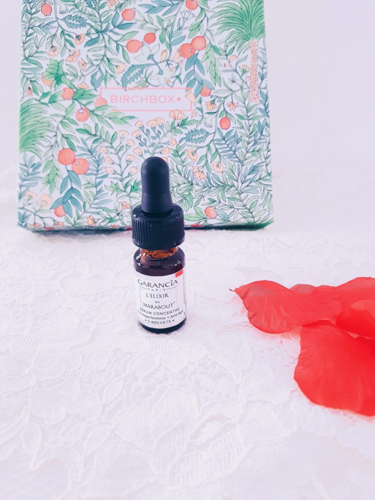 serum anti imperfection elixir du marabout garancia