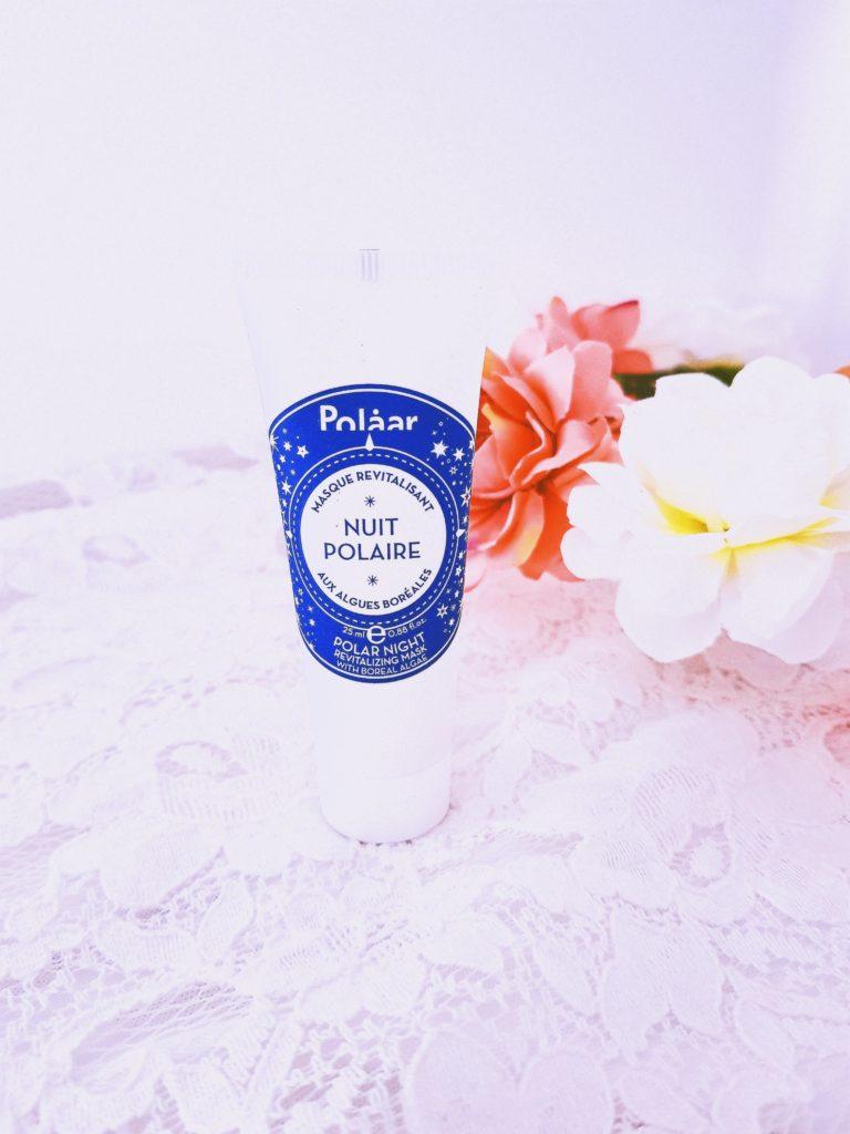 masque crème nuit polaire polaar produits finis juillet