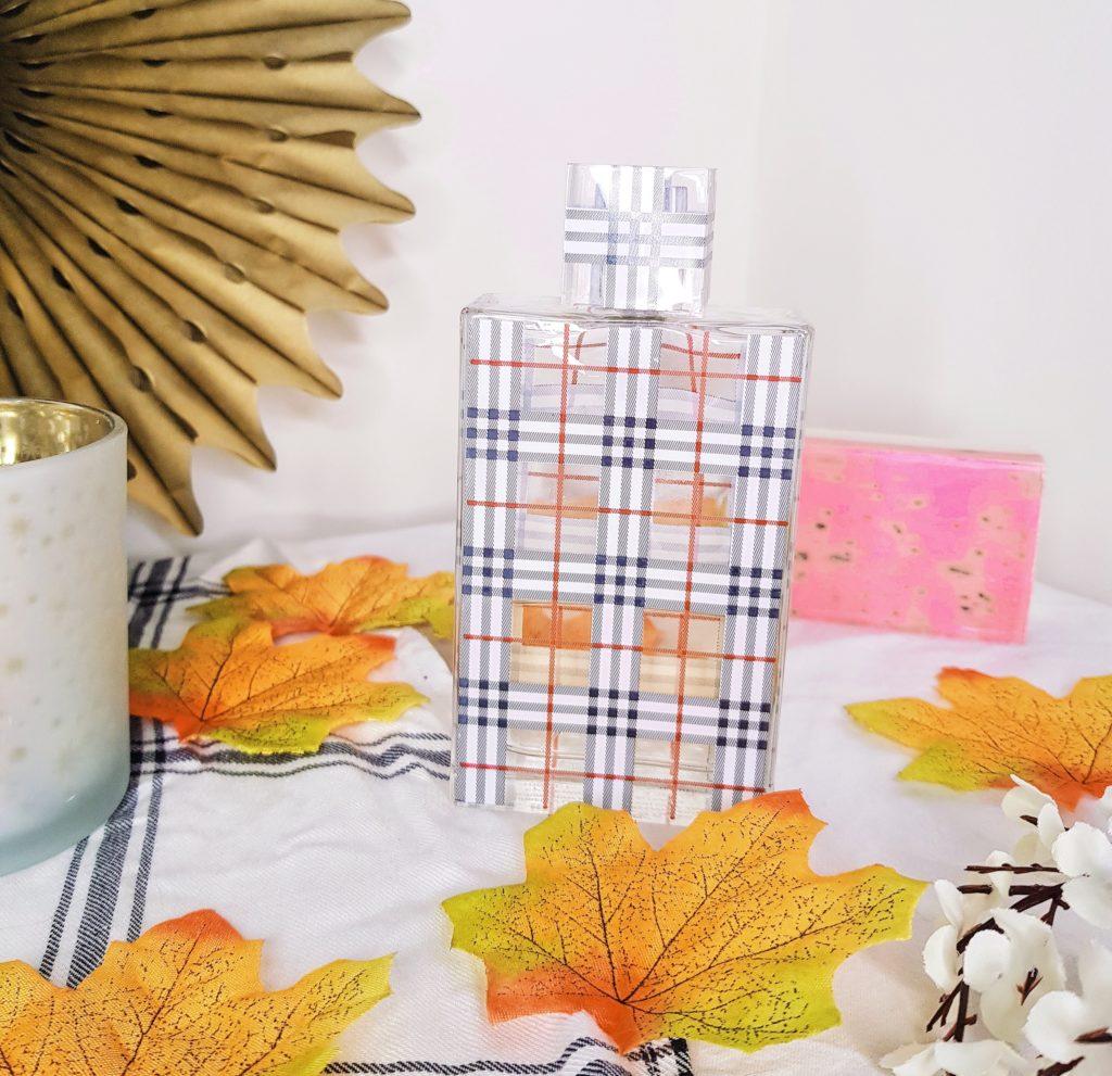 brit burberry parfum automne