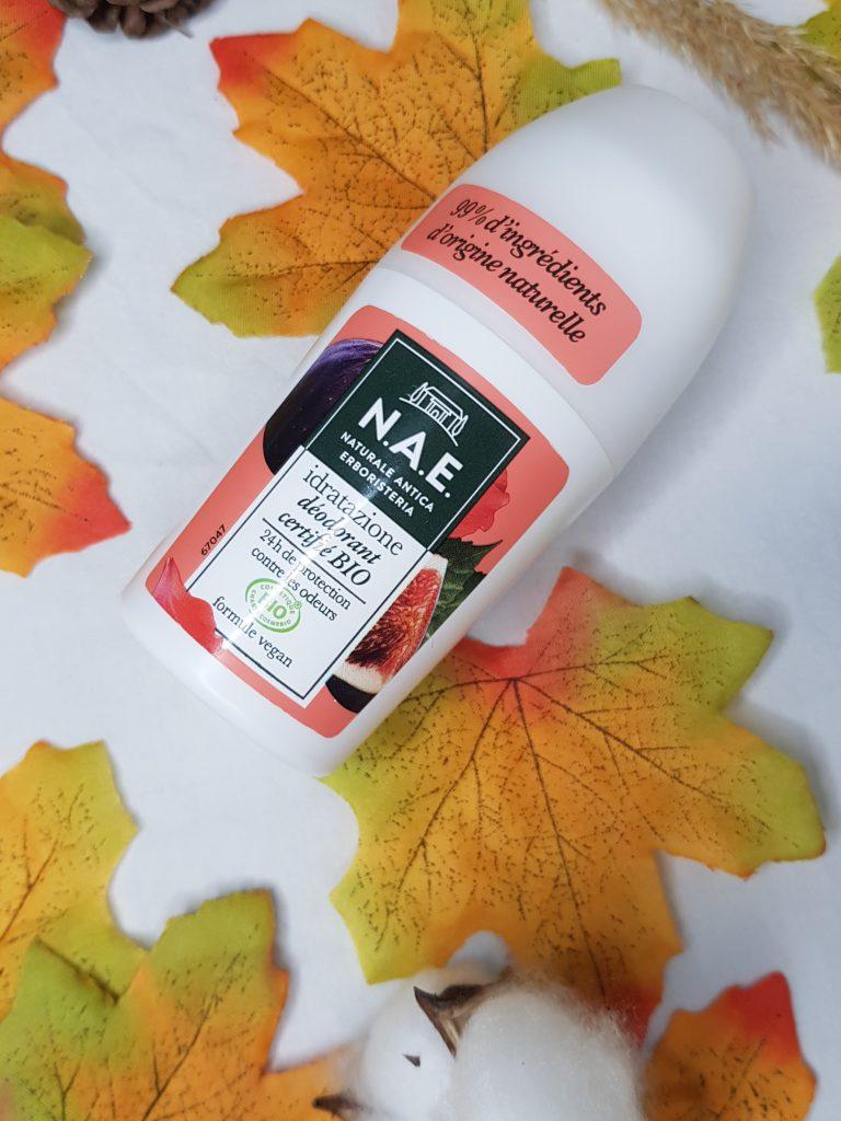 Déodorant idratazione NAE