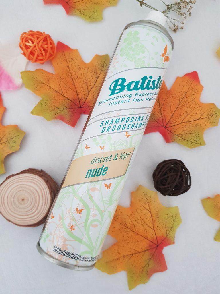 soins cheveux shampooing sec nude batiste terminé en octobre
